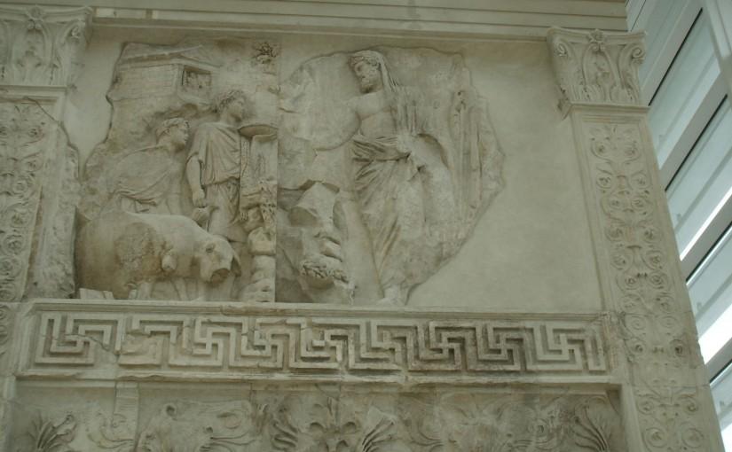 """De Mysteriis Romanorum"" Il presidente alla conferenza ""Arcana Urbis"""