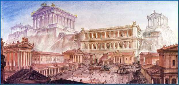 Il presidente ai Natali di Roma