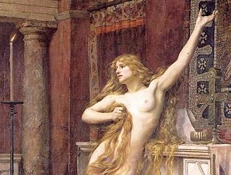 Ipazia di Alessandria, martire gentile.